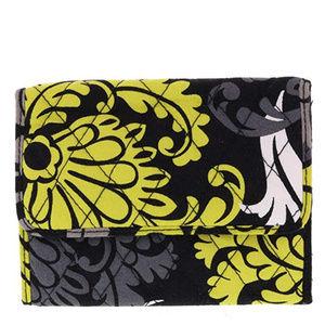 Vera Bradley Euro Wallet in Baroque